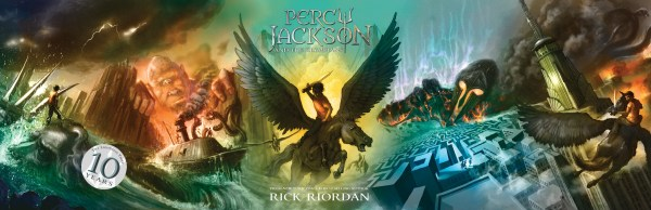 Percy Jackson Percy Pack