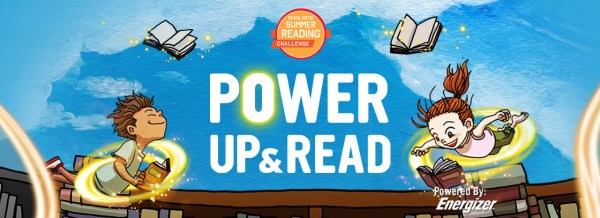 Power up and read - Scholastic Summer Reading