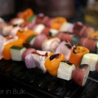 15-Minute Grilled Kabobs
