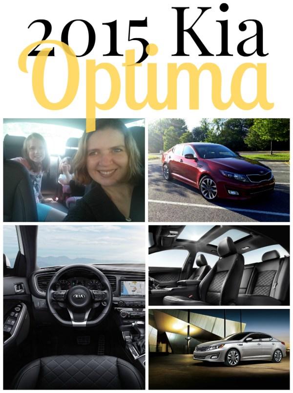 2015 Kia Optima Review