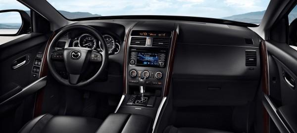 2015 Mazda CX-9 interior