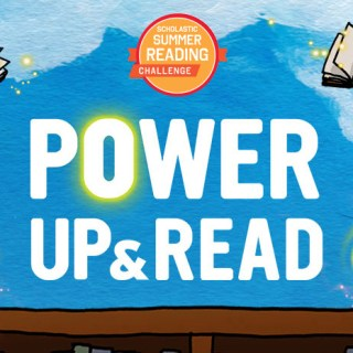 Power Up and Read Scholastic Summer Reading Challenge