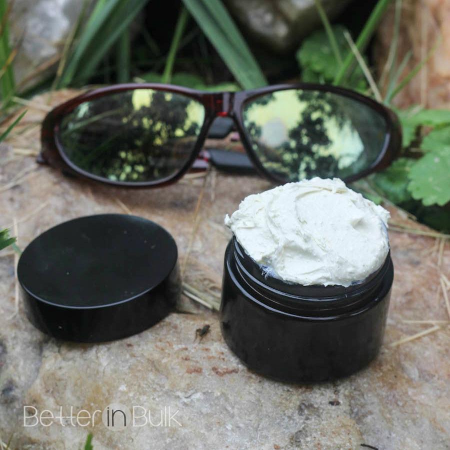 Homemade Sunscreen With Essential Oils