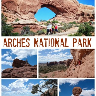 Arches National Park #PSF