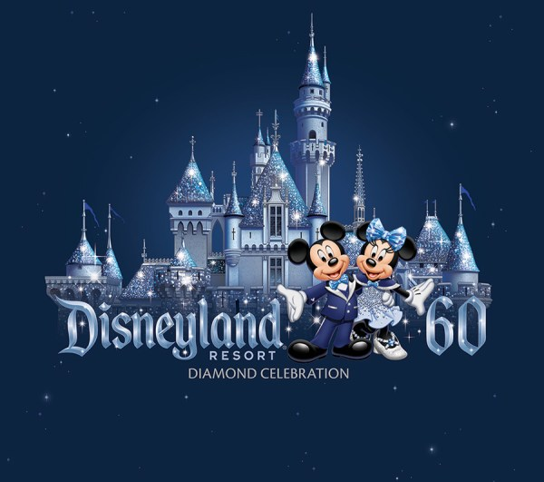 Disneyland 60th anniversary diamond celebration