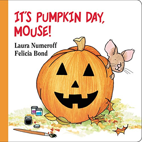 Pumpkin day mouse