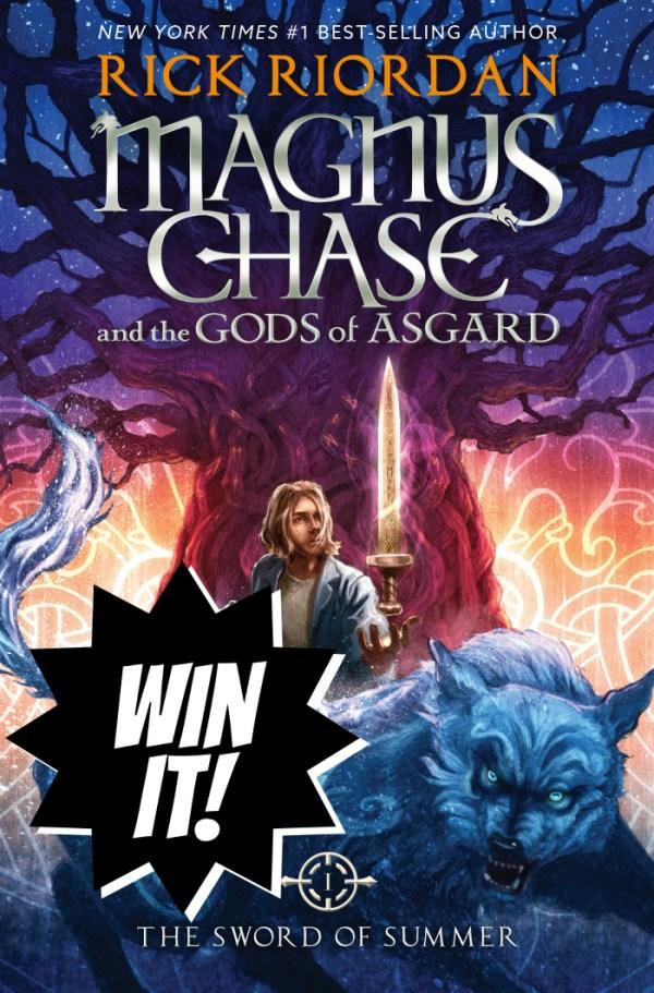 Magnus Chase - Win It!
