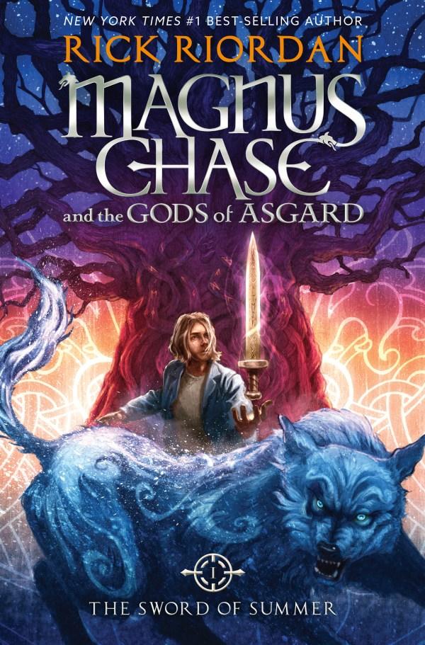 Rick Riordan's Magnus Chase and the Gods of Asgard - Cover