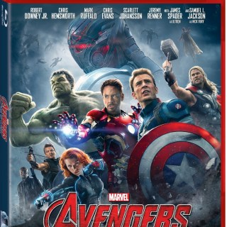 The Avengers: Age of Ultron On Blu-ray Plus Q&A with the Actors