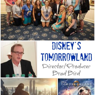 Tomorrowland interview with Brad Bird