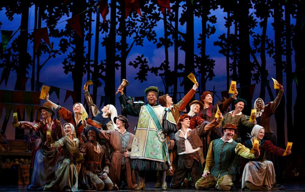 Rodgers + Hammerstein's Cinderella tour