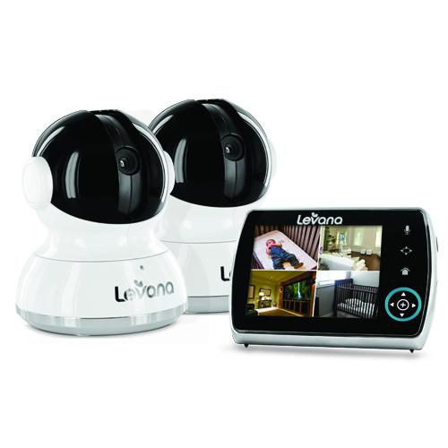 Keera 2 Camera Baby Video Monitor Review