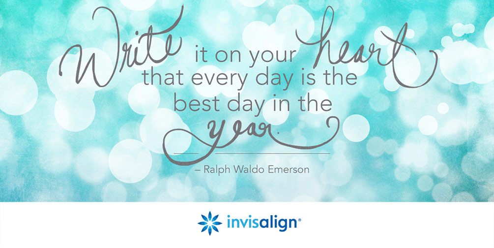 31 Reasons to Smile This December Invisalign