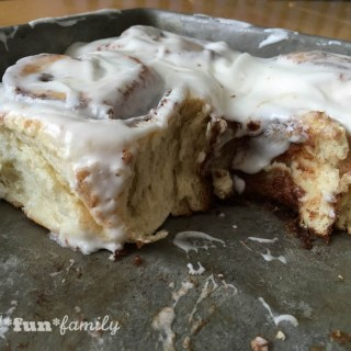The Most Amazing Quick Cinnamon Rolls Ever from Food Fun Family