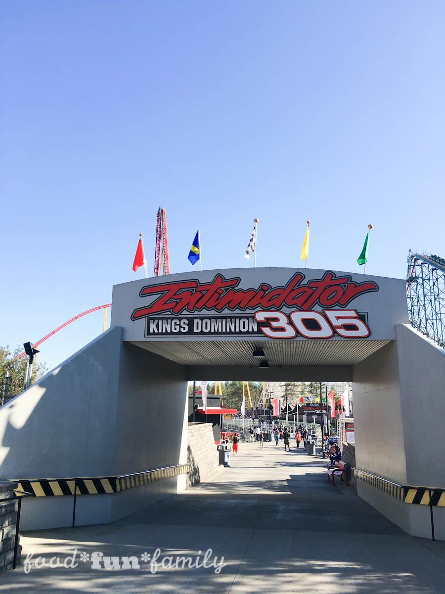 Kings Dominion: Thrills to Fit Every Size!