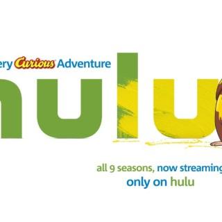 Curious George on Hulu #CuriousGeorgeOnHulu