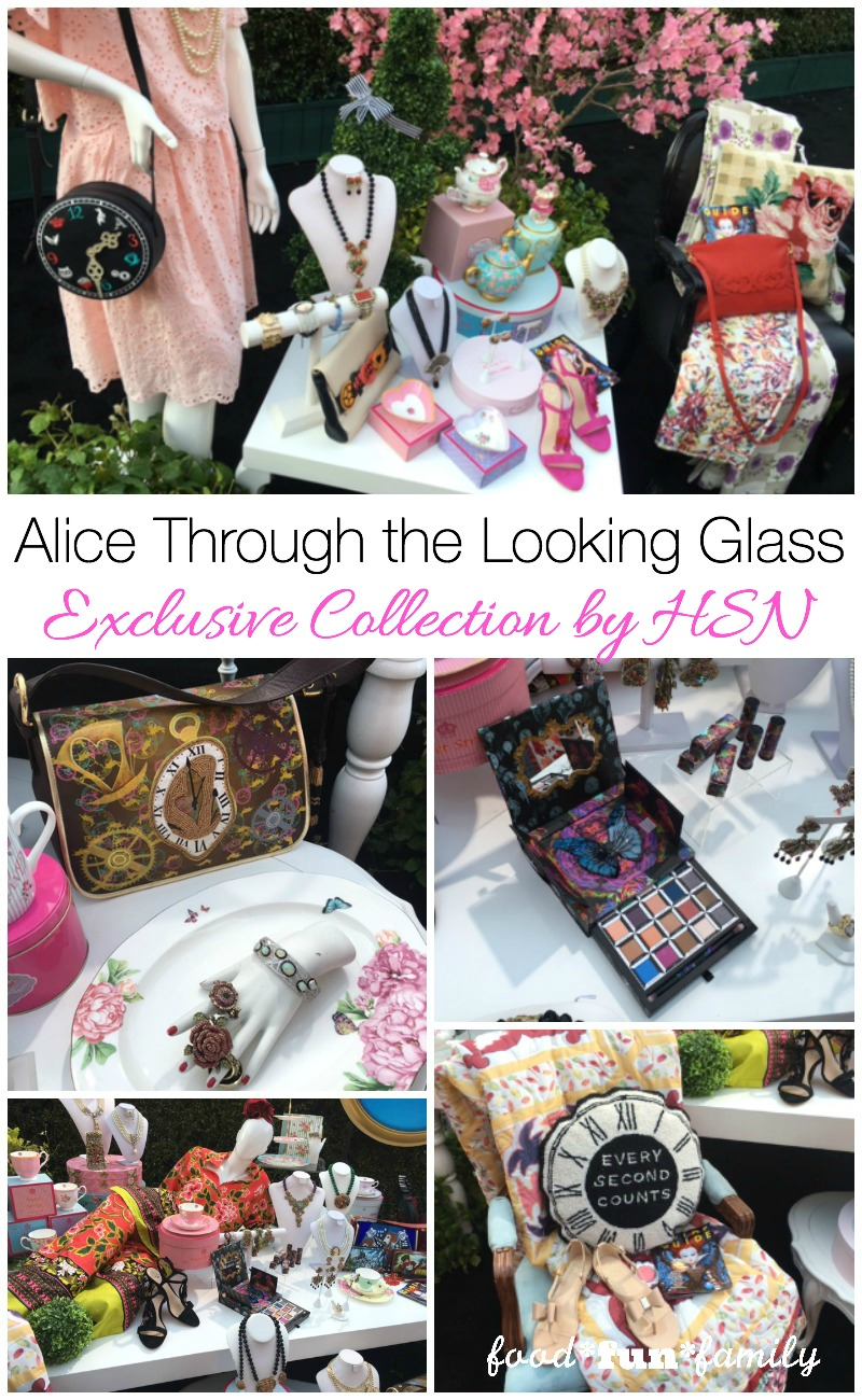 Alice Through the Looking Glass Exclusive HSN Collection