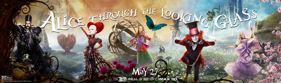 Alice Through The Looking Glass Event