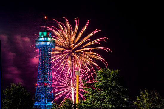 Star Spangled Celebration at Kings Dominion