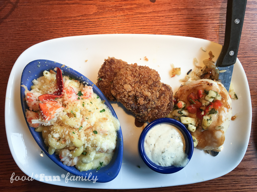 Red Lobster celebration season
