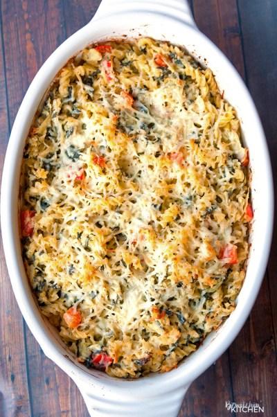 gluten-free-spinach-dip-pasta