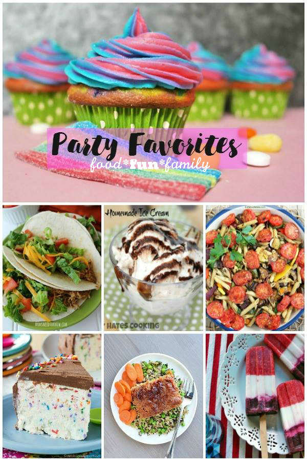 Delicious Dishes Recipe Party #26 - host favorites and most clicked recipes. Hundreds of delicious recipes that are perfect for the summer months!