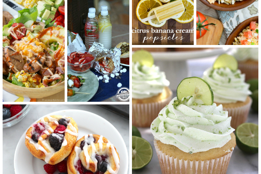 Delicious Dishes - Summer Recipe Special Edition