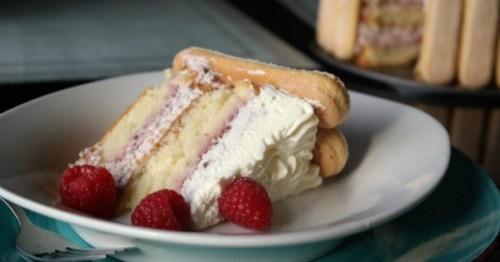 Raspberry-Charlotte-Cake-Recipes