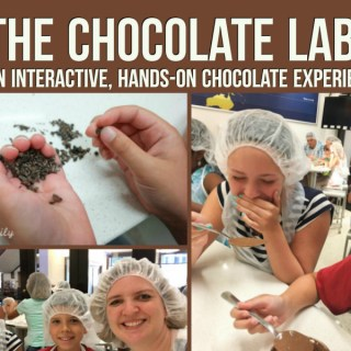 The Chocolate Lab at The Hershey Story