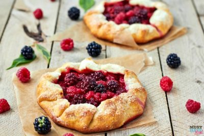 Berry Galette from Must Have Mom