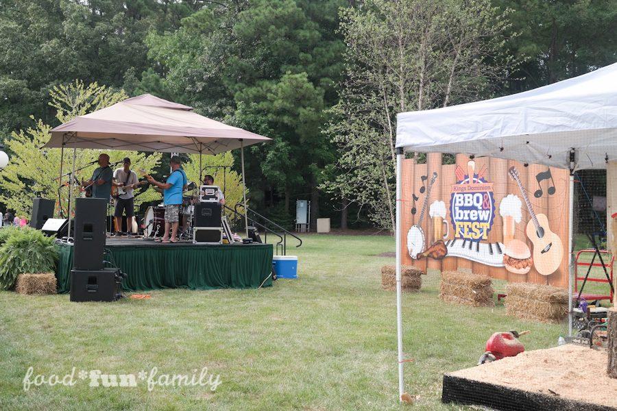 Kings Dominion BBQ & Brew Fest 2016
