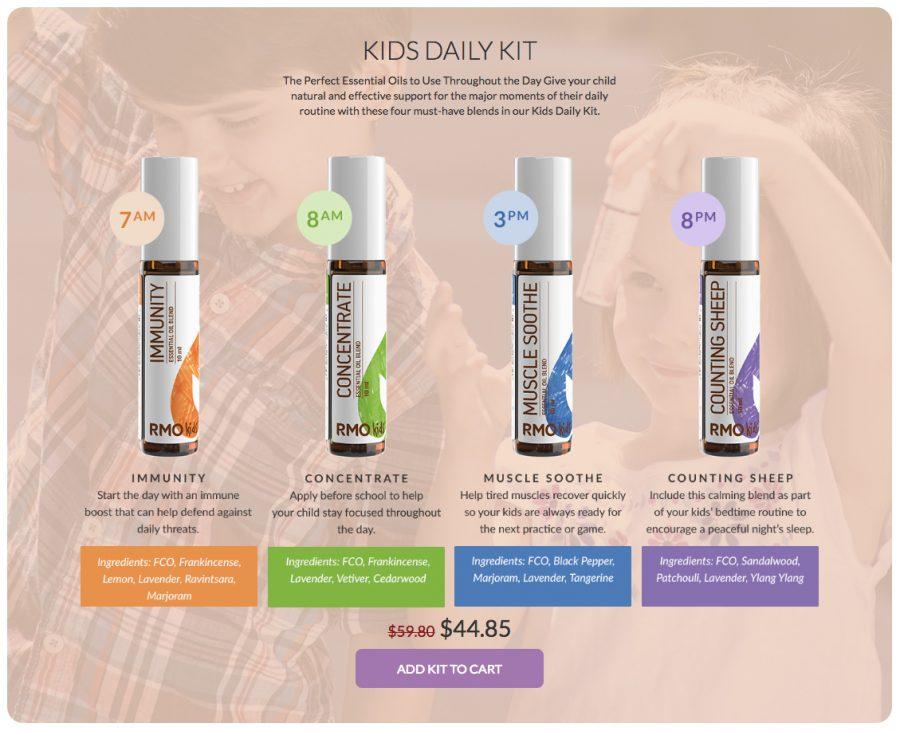 RMO Kids Line Kit