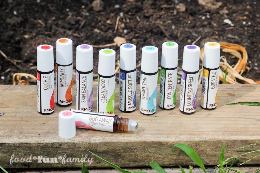 Rocky Mountain Oils New Kids Line