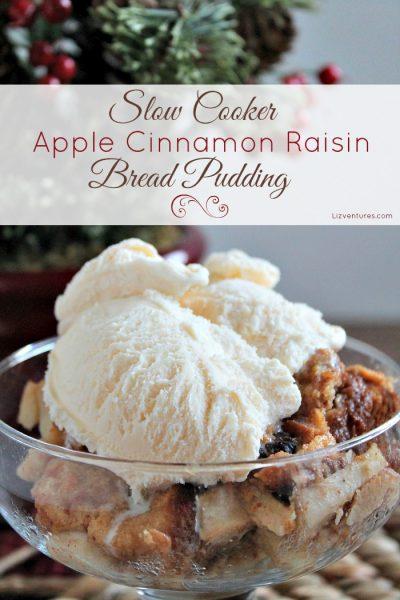 slow-cooker-apple-cinnamon-raisin-bread-pudding