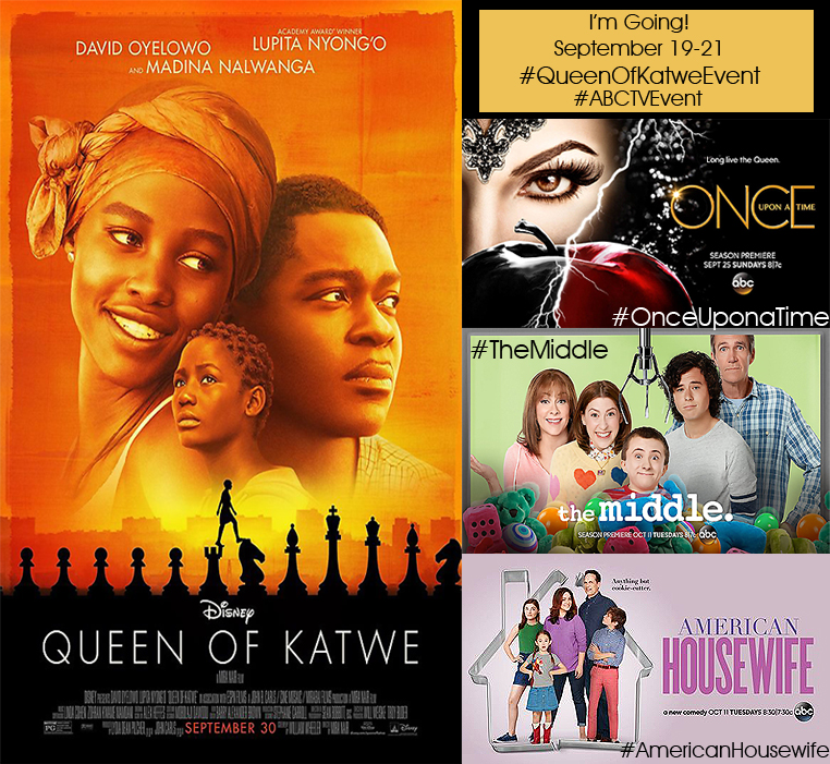 Queen of Katwe Event