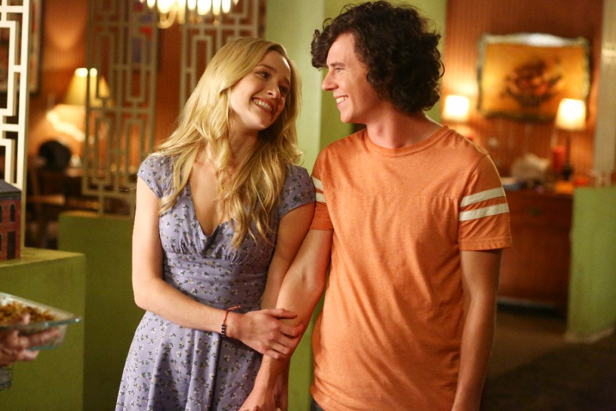 """THE MIDDLE - """"The Core Group""""  (ABC/Michael Ansell) GREER GRAMMER, CHARLIE MCDERMOTT"""