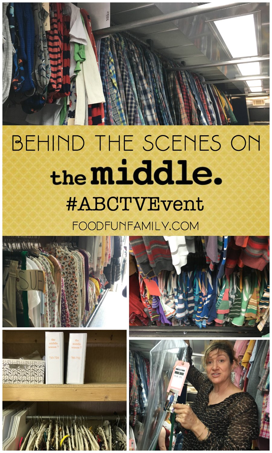 The Middle Season 8 Premiere & Behind The Scenes Look #TheMiddle