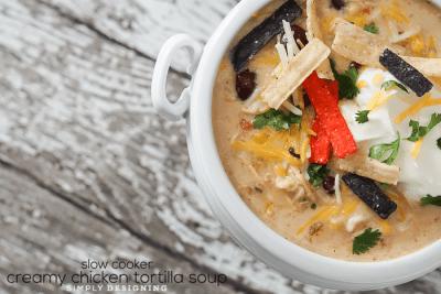 easy-slow-cooker-creamy-chicken-tortilla-soup-recipe