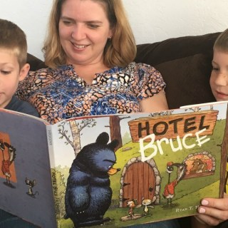 It's Time to Check in to Hotel Bruce! #HotelBruce