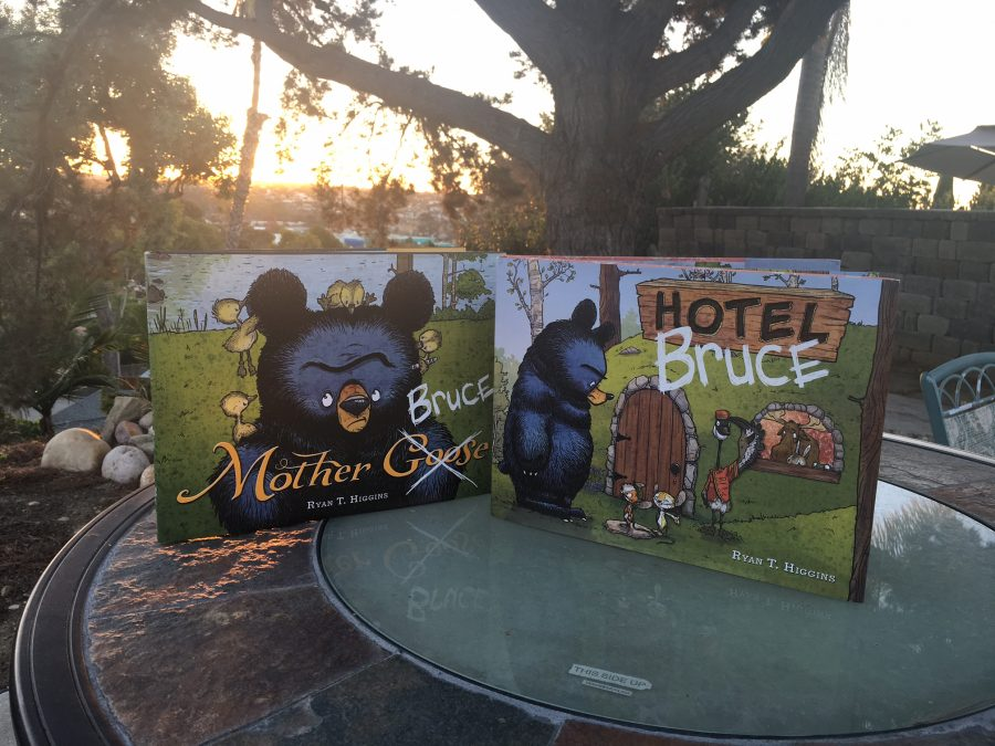 Hotel Bruce giveaway
