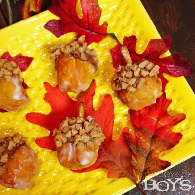 acorn-donut-holes