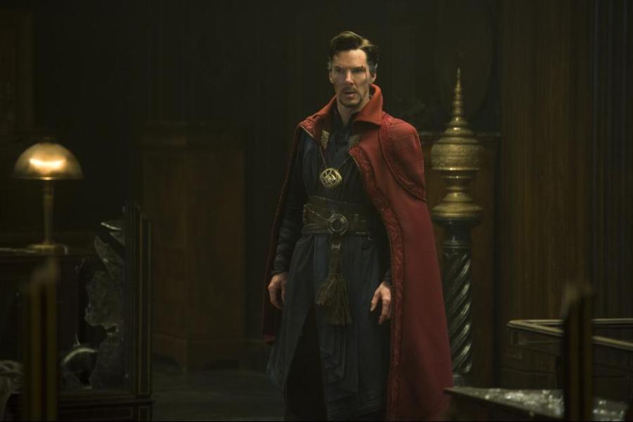 Doctor Strange: Another Marvel Masterpiece #DoctorStrange