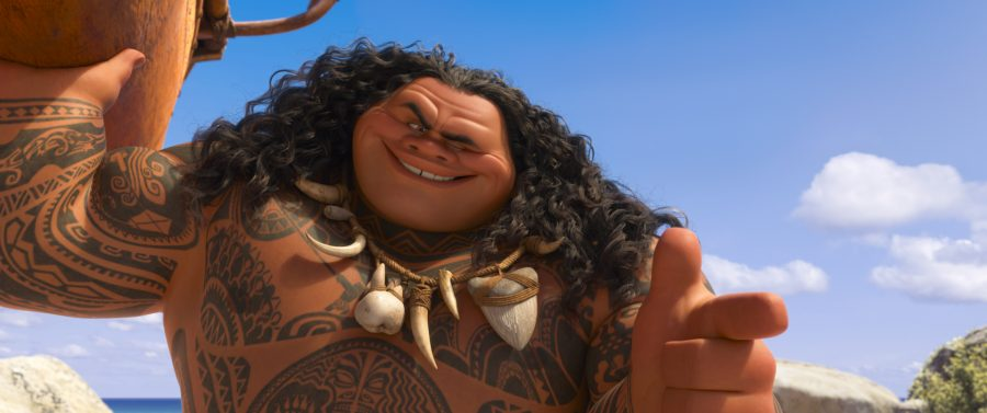 See Moana In Dolby Cinema at AMC