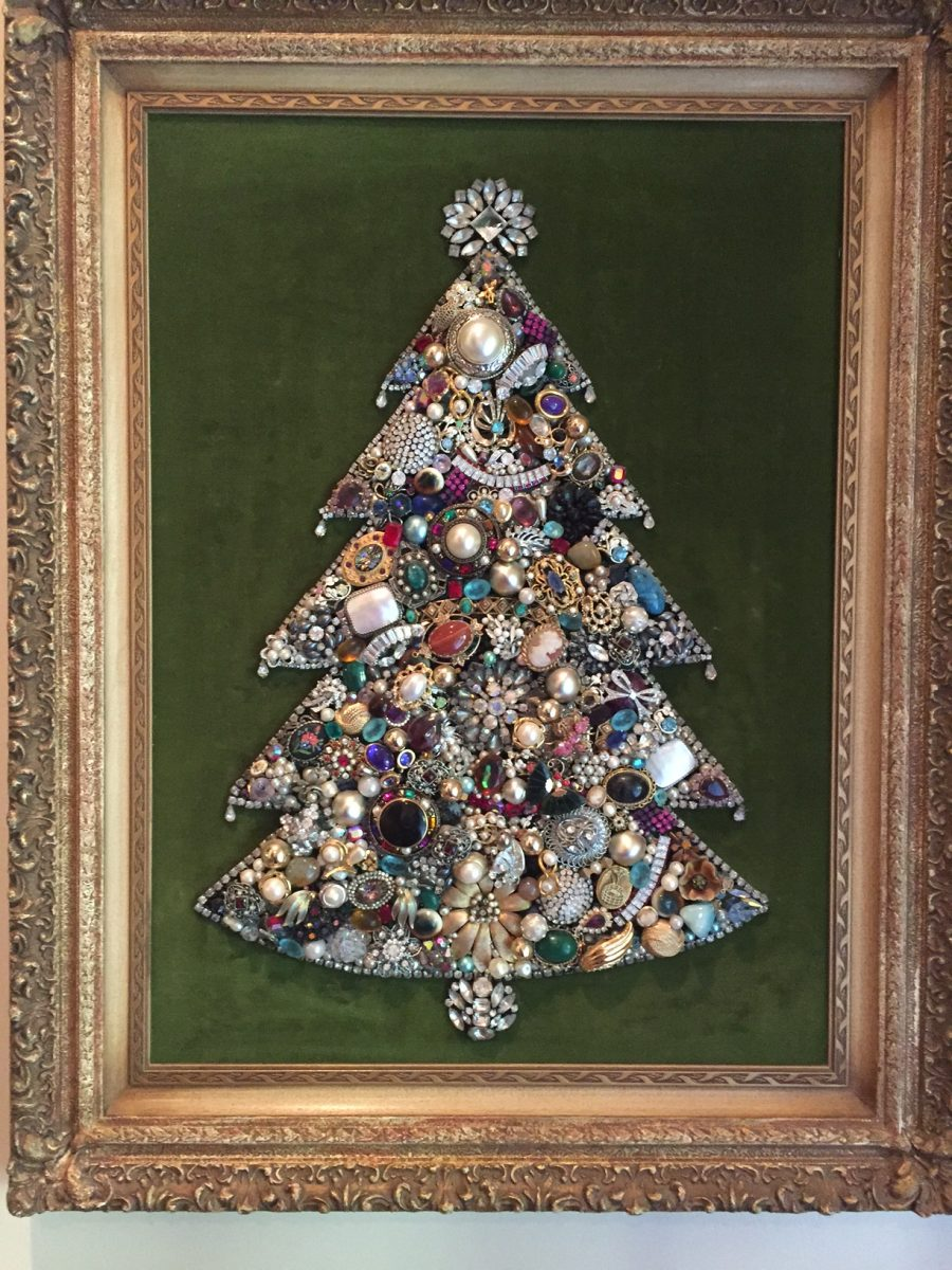 Grandma's Jewelry tree