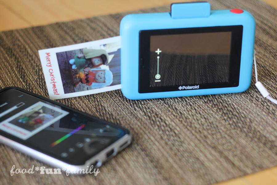 Polaroid Snap Touch Camera #PRINTitFORWARD giveaway