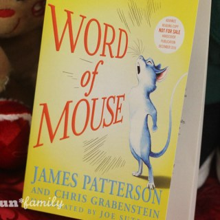 """Word of Mouse """"Words to Live By"""" Giveaway #WordofMouse"""