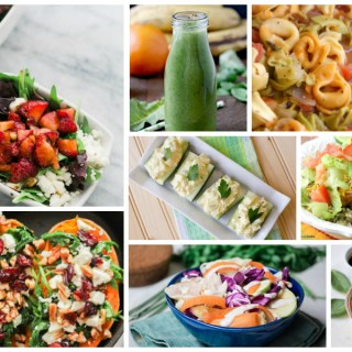 Light and Healthy Recipes for the New Year – Delicious Dishes