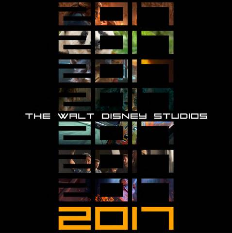 2017 Walt Disney Studios motion picture slate