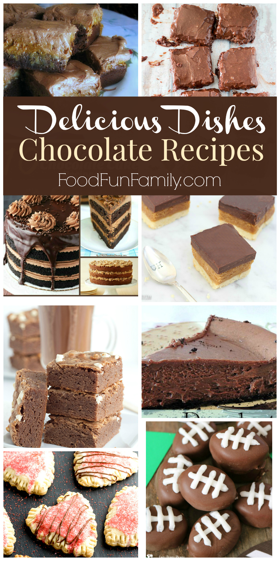 Delicious Dishes Chocolate Recipes from Food Fun Family