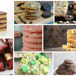 Favorite Cookies and Bars Recipes – Delicious Dishes Recipes Party #60